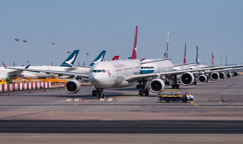 IATA travel and Cargo performances in May 2019, plus travel pass routes